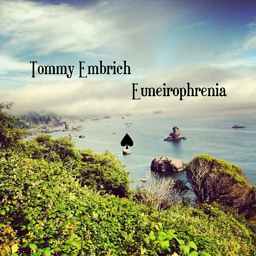 Tommy Embrich - Euneirophrenia Front Cov
