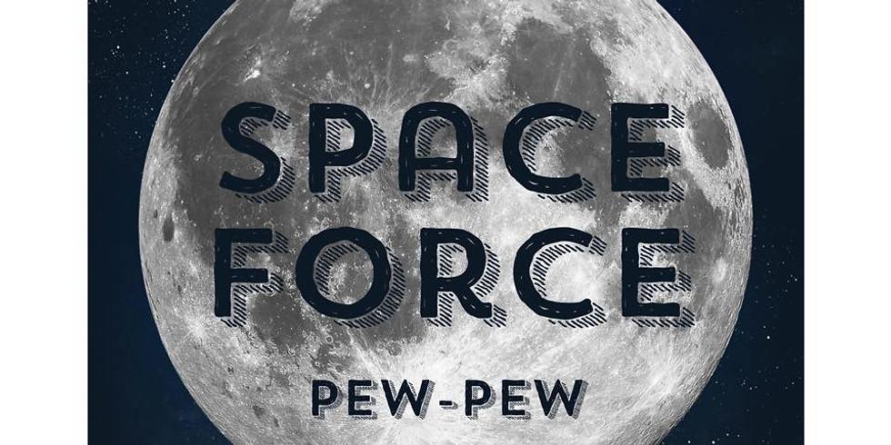 Art Bar w/ Space Force