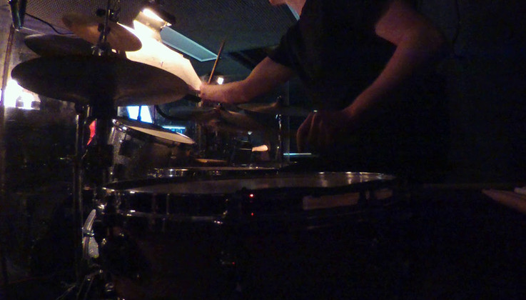 Newsies - Seize The Day - Zoom Q2n Drum Cam