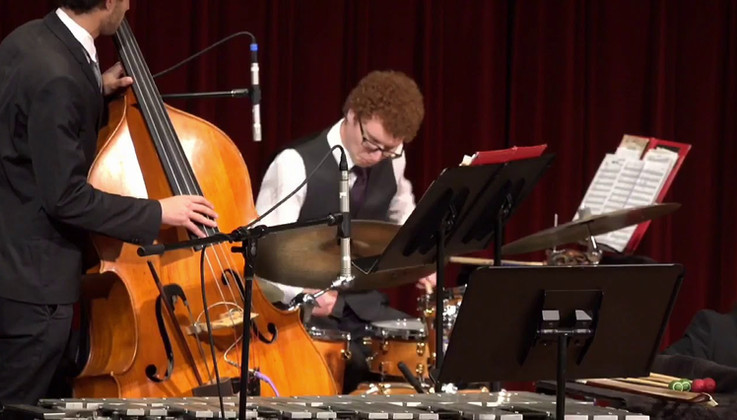 Tommy Embrich - Drum Solo @ Legacy Hall (Cherry Juice - Thad Jones)