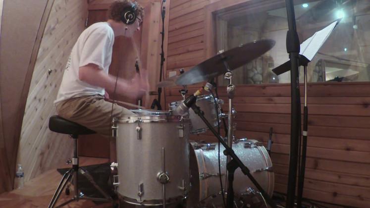 Schwob Jazz Quintet - Jodo (Freddie Hubbard) - Zoom Q2n Drum Cam