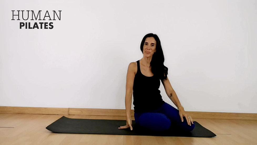 Aula Pilates Flexibilidade
