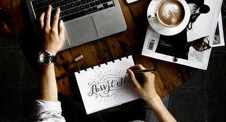 Men Writing
