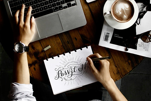 Logo Design & Branding Management