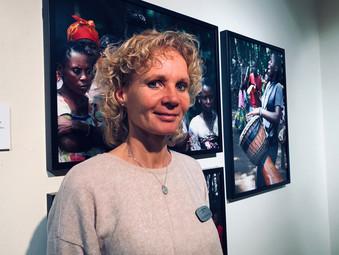 Möte med förvaltningsdirektören Camilla Blomqvist