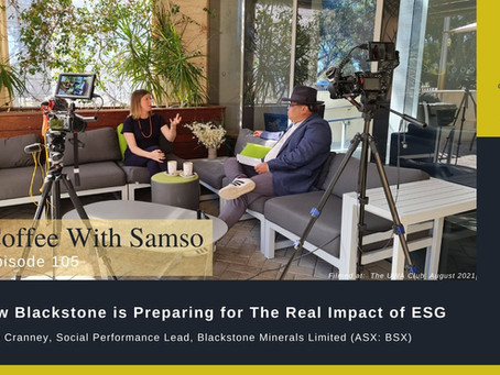 How Blackstone Minerals Limited is Preparing for The Real Impact of ESG.