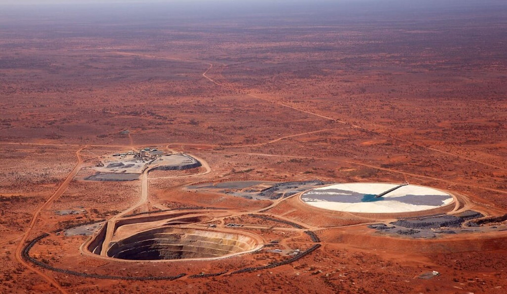 The Challenger Gold Mine was discovered by Dominion Mining Limited in 1995.
