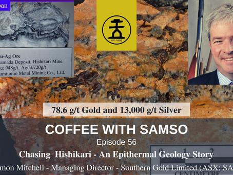 Chasing Hishikari - A High Grade Epithermal Gold Story