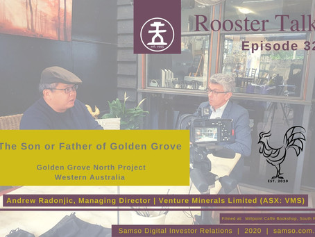 The Son or Father of Golden Grove?