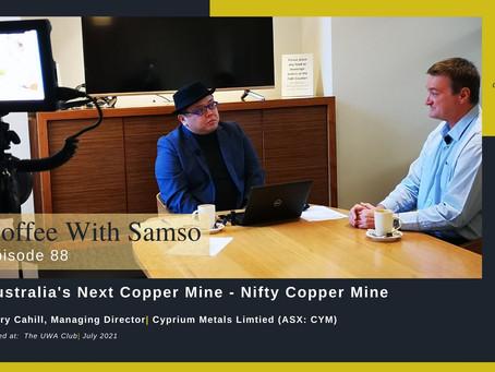Australia's Next Copper Mine - Nifty Copper Mine