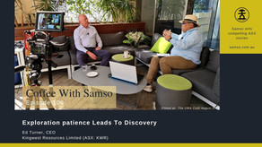 At Kingwest Resources Limited (ASX: KWR) Exploration Patience Leads to Discovery