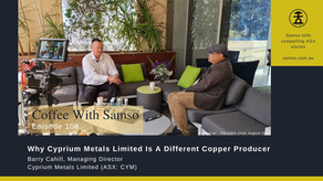 Why Cyprium Metals Limited (ASX: CYM) is a Different Copper Producer