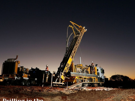 The Gawler Craton - The Next Commodity Rush ... Again.