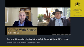 Taruga Minerals Limited - An IOCG Story With A Difference