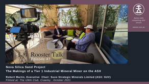 Nova Silica Sand Project - The Makings of a Tier 1 Industrial Mineral Miner on the ASX.