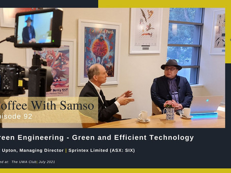 Sprintex Limited on green and efficient engineering