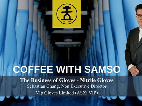 The Business of Making Gloves - Nitrile Gloves
