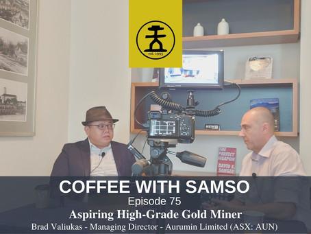 Aspiring High Grade Gold Miner: Aurumin Limited (ASX:AUN)