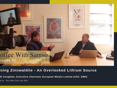 Is Mining Zinnwaldite an Overlooked Lithium Source?