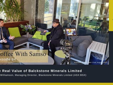 The Real Value of Blackstone Minerals Ltd.