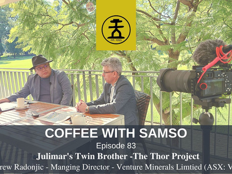 Julimar's Twin Brother - The Thor Project