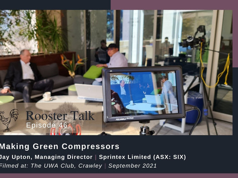 Sprintex Limited on Making Green Compressors
