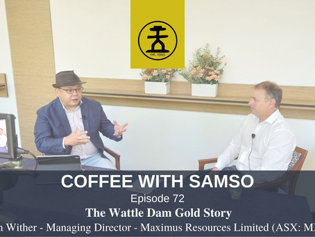 The Wattle Dam Story - Maximus Resources Limited (ASX:MXR)
