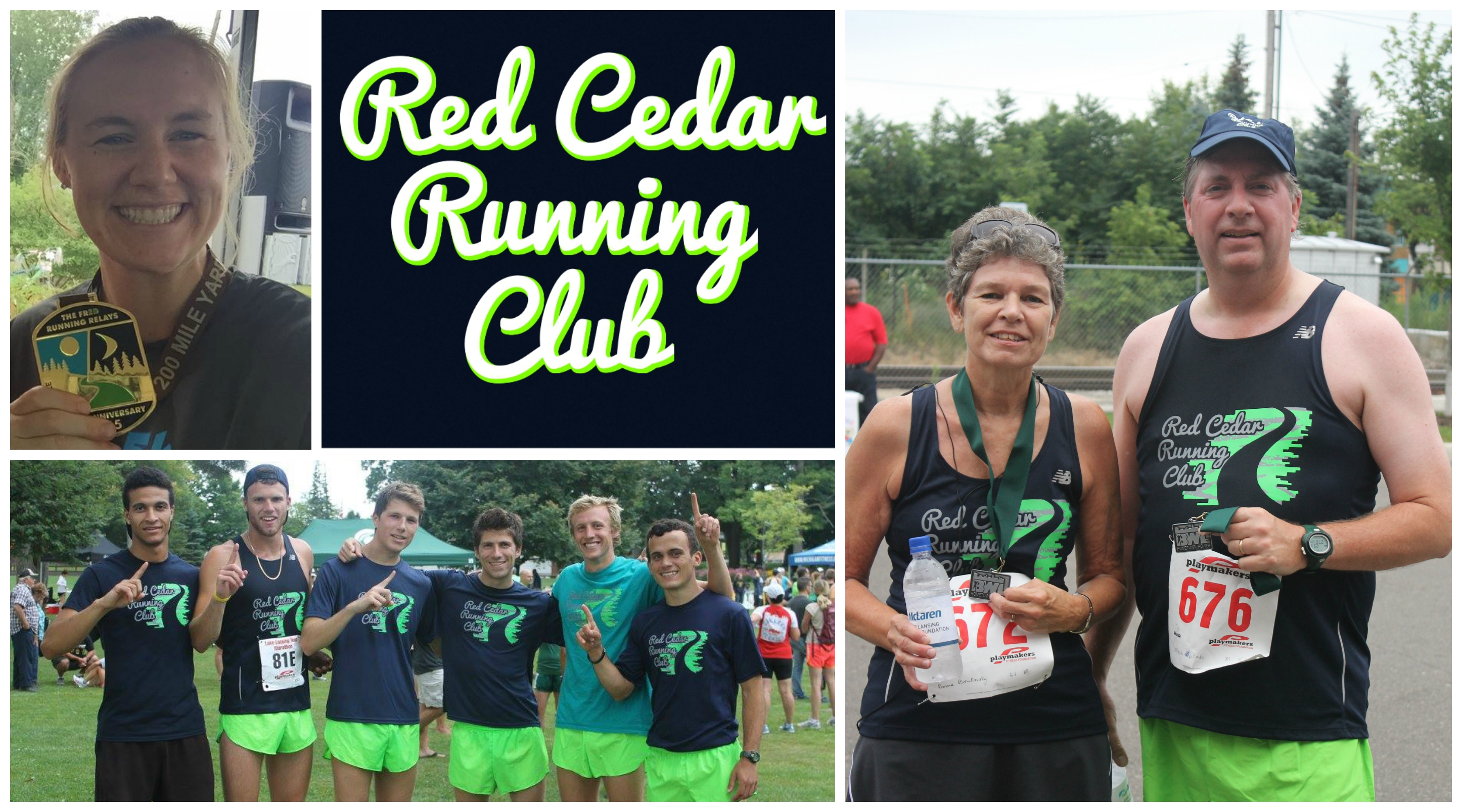 Busy Weekend For Red Cedar Running