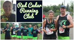 Busy Weekend For Red Cedar Running