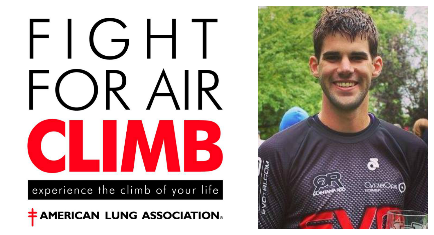 Matt Inch Competes in Fight For Air