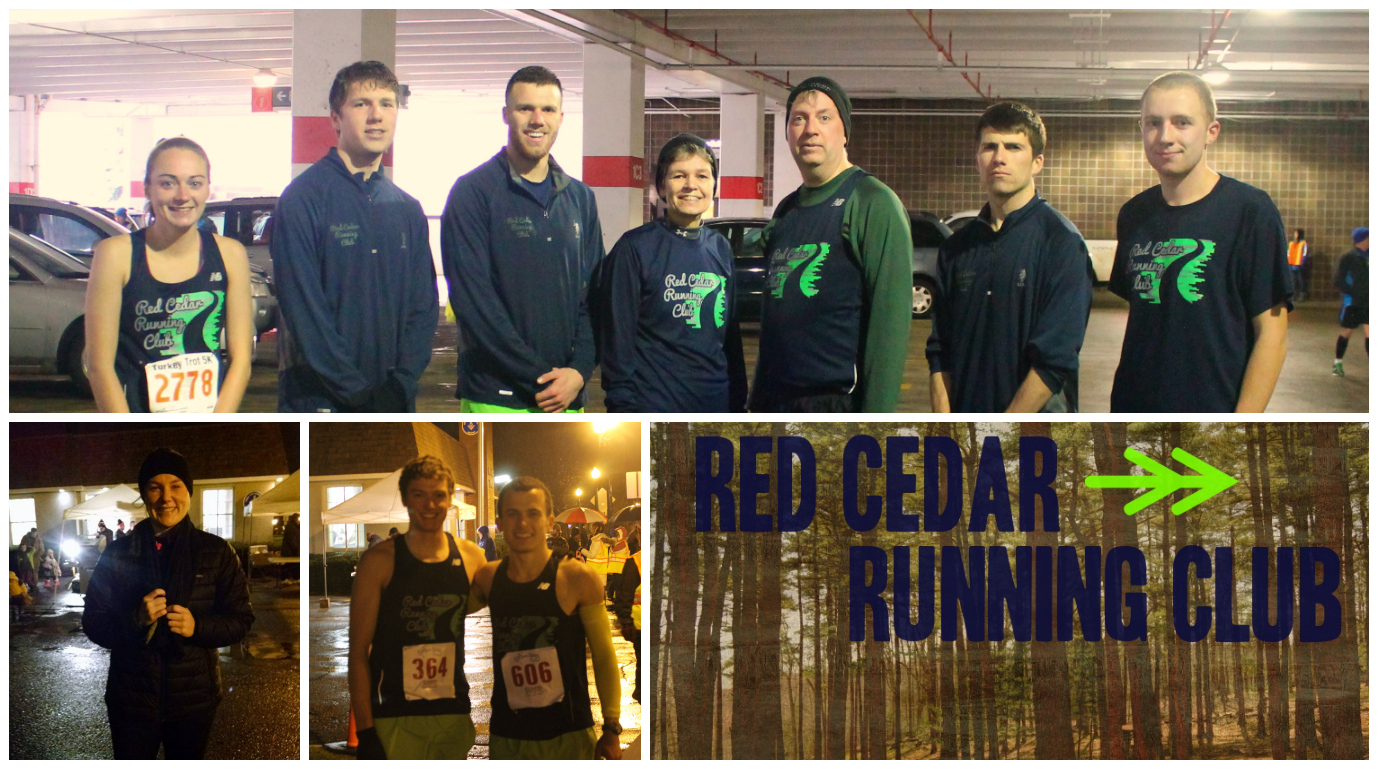 Thanksgiving Weekend Racing for RCRC
