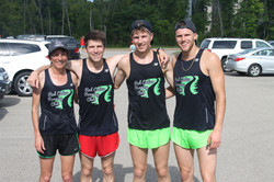 Red Cedar Running Competes at Ele's