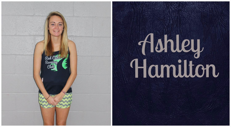 Ashley Hamilton Opens Indoor Season