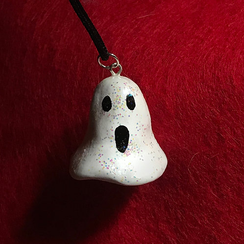 Ghosty Necklaced