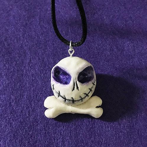 Skully Boy Necklace