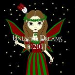Native American Christmas Fairy