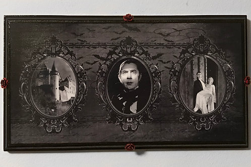Children of the Night Hanging Plaque