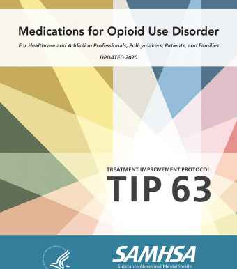 SAMHSA releases updated resources on MAT