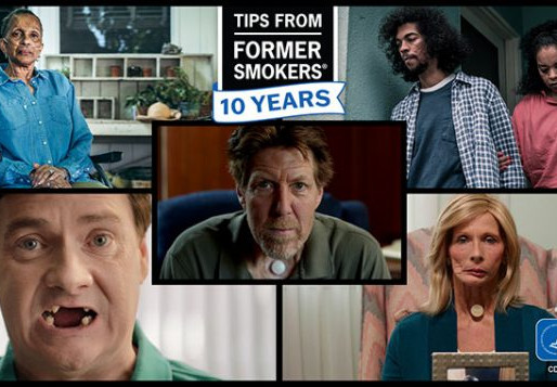 CDC launches 2021 Tips From Former Smokers campaign