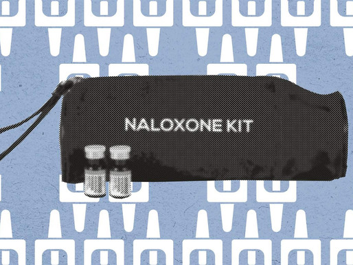 Pew Charitable Trusts publish issue brief on access to naloxone