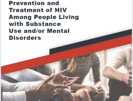 SAMHSA releases resource guide on HIV among individuals with SUD and/or mental illness