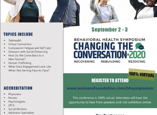 Behavioral Health Symposium