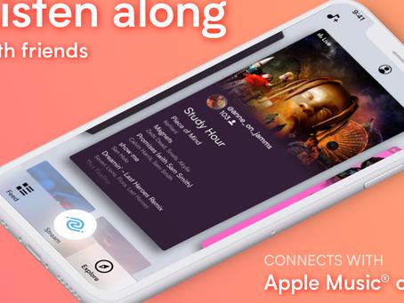 EarBuds: The Social Media Platform for Music