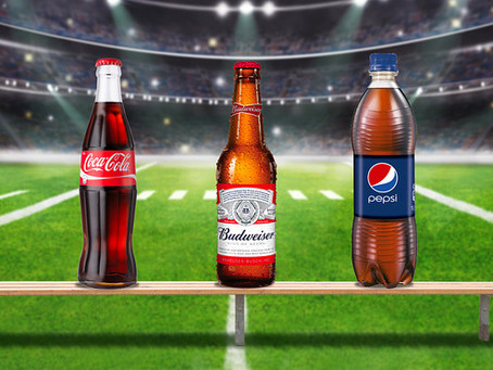 Super Bowl LV: Indirect Marketing Could Leverage Beverage Giants Pepsi, Coca-Cola, and Budweiser