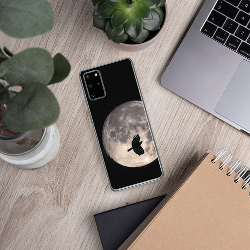 Moon Peek - Samsung Case