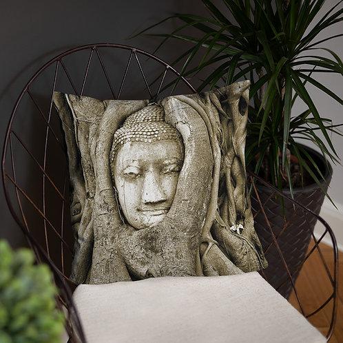 Buddha Birthplace - Pillow