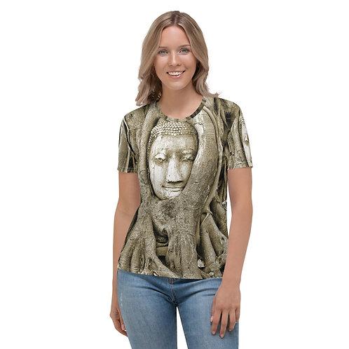 Buddha Birthplace - Women's T-shirt