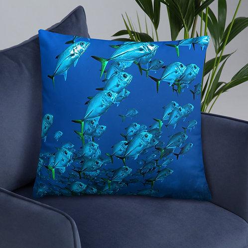 Electric Fish - Basic Pillow