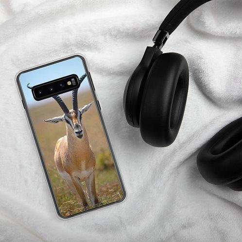 Sun Gazing Gazelle Samsung Case