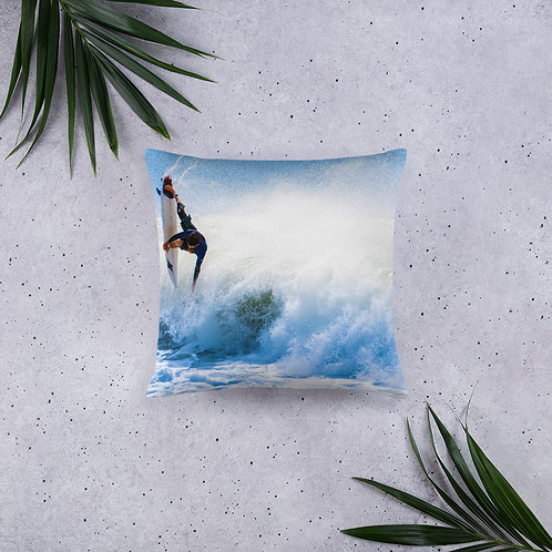 Wave Rush - Pillow